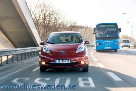 حقول الباص رخصة السياقة السويدية